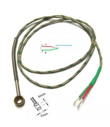 ECX3103 | Pulsante plastico...