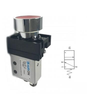 ECX3202 | Pulsante plastico...
