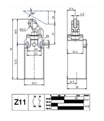 MS1/00-0E | Sensore...