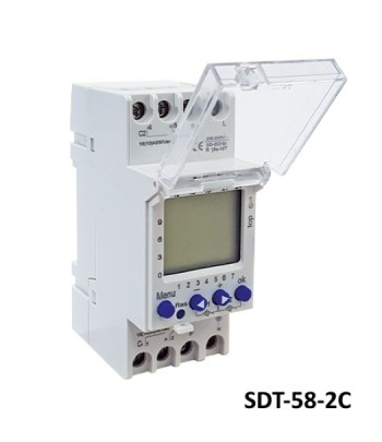 SDT-58-2C | Timer digitale...