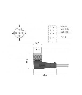 115 | Pistola aria in...
