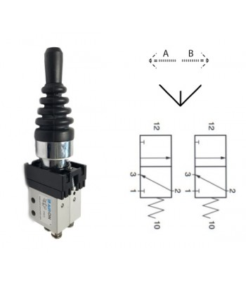 ECP1510|  Joystick 2posiz....