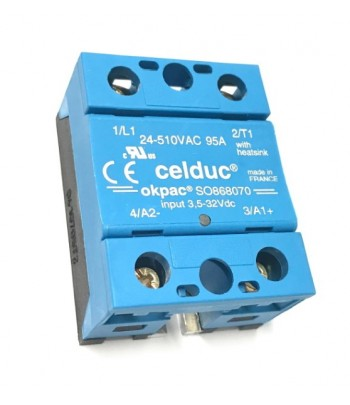 SO868070 | Okpac SSR Celduc...