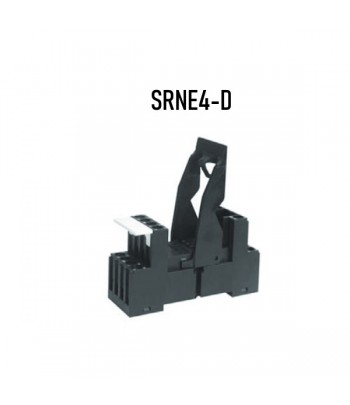 SRNE4-D | Zoccolo per serie...