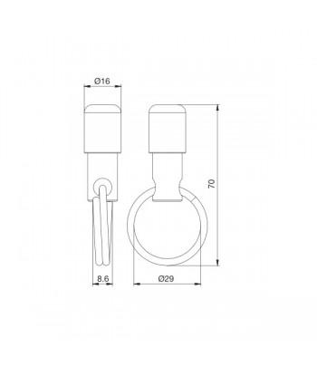 SRNE4-S | Zoccolo per serie...
