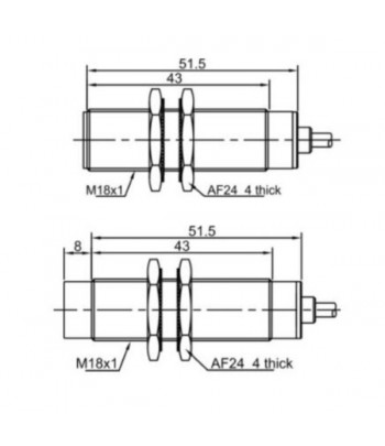 LR18XBF05DPOW | Sensore...