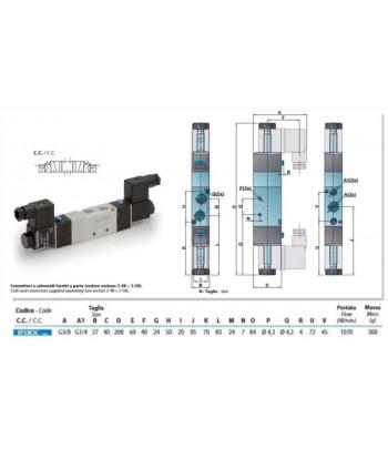 K516G   Morsetto ceramico...