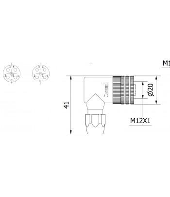 LMB-110-GREEN | Lampada...